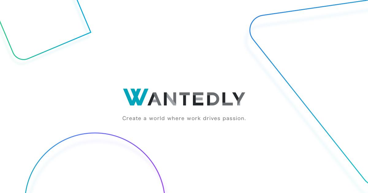 ウォンテッドリー株式会社 | 企業情報